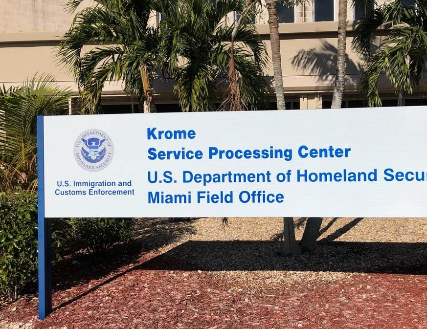 krome service processing center